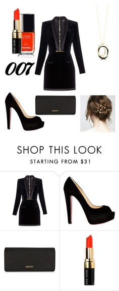 A James Bond Girl outfit | Bond girls, Girl outfits and James bond