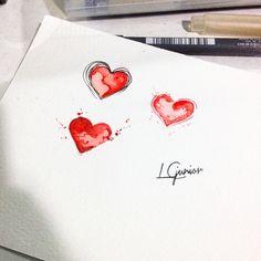 """790 Likes, 19 Comments - LCjunior - Junior Lopes (@lcjuniortattoo) on Instagram: """"❤️Alguns corações • . . Falta pouco para o sorteio de 10mil Obs: informações sobre o sorteio em…"""""""