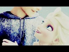 Watch this Elsa & Jack Frost video, Miles - Jack Frost & Elsa, on Fanpop and browse other Elsa & Jack Frost videos. Jake Frost, Jack Frost And Elsa, Frozen Movie, Disney Frozen, Elsa Frozen, Sailor Moon Background, Best Crossover, Rise Of The Guardians, Queen Elsa