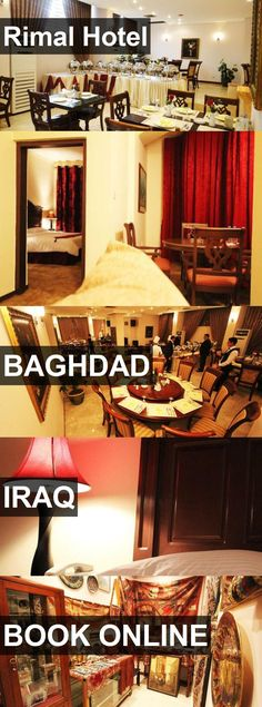 Rimal Hotel in Baghdad, Iraq. For more information, photos, reviews and best prices please follow the link. #Iraq #Baghdad #travel #vacation #hotel