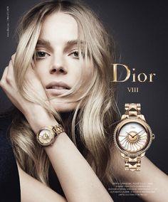 Dior Watch Ad