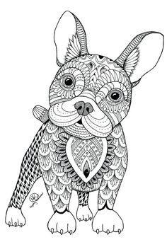 Mandala Animal Coloring Pages . 30 Awesome Mandala Animal Coloring Pages . Free Coloring Page Coloring Adult Africa Giraffe Head Dog Coloring Page, Animal Coloring Pages, Coloring Pages To Print, Coloring Book Pages, Coloring Pages For Kids, Kids Coloring, Coloring Sheets, Mandalas Painting, Mandalas Drawing