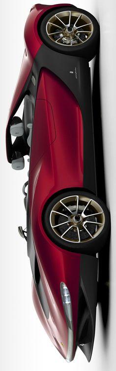 Ferrari Sergio Pininfarina by Levon
