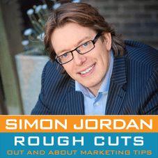 How do people find you on Google | Simon Jordan