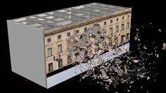 Houdini Demolition Process, Houdini Demolition Process by Hernan Llano…