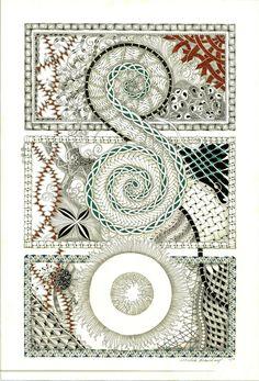 Zentangle Inspired Art-Michelle Beauchamp