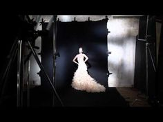 ▶ Vogue Unique: So light so charming by Peter Lindbergh - YouTube