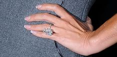 The Many Engagement Rings of Victoria Beckham