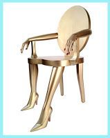 CHRISTOPHER ONG - My Footsteps. My Dreams. Beautiful Living.: Funky Chair