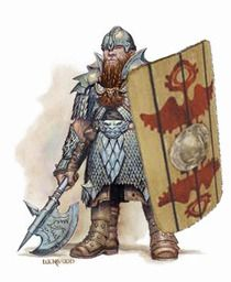 Image result for dwarf shield bearers
