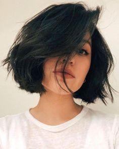 Cut My Hair, New Hair, Hair Inspo, Hair Inspiration, Medium Hair Styles, Curly Hair Styles, Hair Medium, Medium Long, Aesthetic Hair