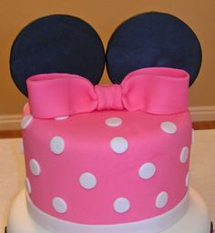 Hey, I found this really awesome Etsy listing at https://www.etsy.com/listing/110639622/girl-mouse-inspired-cake-topper-set