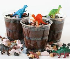 18 Scary-good dinosaur foods to celebrate Jurassic World: Dino track cookies