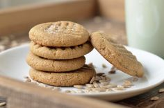 Only 3 ingredients are used to make this SunButter peanut free cookie recipe. These cookies mix are fast and easy to make, and dare we say, delicious?