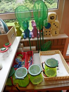 Nature Crafts, School, Bugs, Stage, Outdoor Play, Insects, Animals, Projects, Outdoor Games