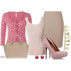 Office Pinks