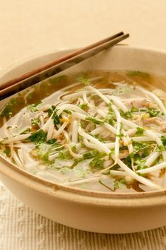 Cheat n' Eat Vietnamese Chicken Soup Recipe