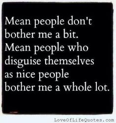 Fake people, are you one of them?