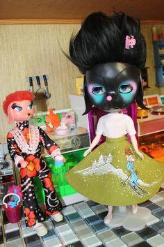 Blythe Jecci Peteena custom doll by imreal on Etsy,