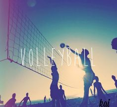volleyball is the best sport! it's a fact!