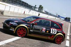 Megane 2 R26R R26 RS F1 Team noire