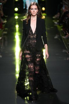 Elie Saab Spring 2015 Ready-to-Wear - Collection via Style.com