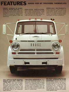 Dodge truck brochure page Old Dodge Trucks, Big Rig Trucks, New Trucks, Ford Trucks, Chevy Truck Models, Classic Chevy Trucks, Car Advertising, Sweet Cars, Vintage Trucks