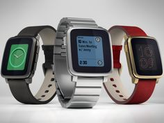 The New Pebble Steel Is a Focused Vision for Smartwatches