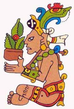 Ah Mun o Yum Kax era el Dios del maíz entre los antiguos mayas, también fue llamado Yum Kax, Yum K'aax o Yum Uil.