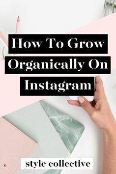 How to grow and organic following on Instagram. The best tips to grow your Instagram organically. #instagram #instagramtips #instagramstrategy #socialmedia #socialmediatips Social Media Branding, Social Media Tips, Facebook Marketing, Social Media Marketing, Diy Beauty Projects, Free Makeup, Body Makeup, Makeup Style, Influencer Marketing