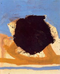 Robert Motherwell. Abstract Expressionism #FredericClad