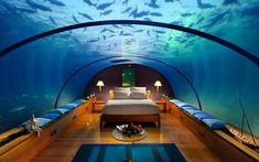 How cool is this??!! It would be great when you wake up in the middle of the night and can't go back to sleep!!