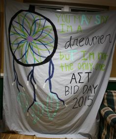 "deamcatcher bid day ~ ""alpha sigma tau"" 