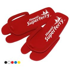 Our Featured Product of the Day: Kona Disposable Flip Flop. This one-size-fits-all summer beach sandal features a treaded sole for safety. It ships flat for mailing, and has straps that fold up and lock into place.    http://www.funpromotionalproducts.com/store/travel-hospitality/the-kona-flip-flop-sandal