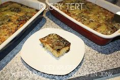 Picture Savory Muffins, Savory Tart, South African Recipes, Holy Spirit, Kos, French Toast, Breakfast, Holy Ghost, Morning Coffee