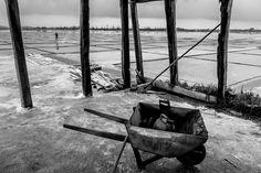 Saline Worker - Praia Seca´s Saline  Rio de Janeiro - Brazil -2016
