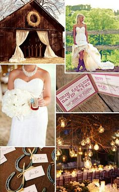 I want a wedding like this!!