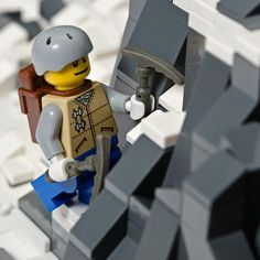 exhibition 'Brick Wonders' at The Harley Gallery Brick, Lego, Gallery, Instagram Posts, Roof Rack, Bricks, Legos