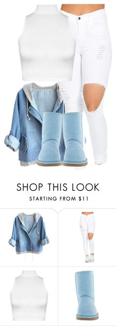 """""""PickleBlocker"""" by jayzhee ❤ liked on Polyvore featuring WearAll and UGG Australia"""