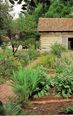 Kitchen garden   jardin potager   bauerngarten   köksträdgård