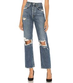 65b05e81ca Agolde 90 s Mid Rise Loose Fit Jeans like the fit