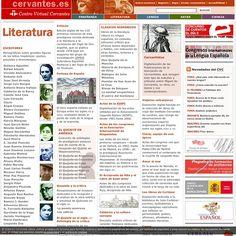 Literaturas españolas e hispanoamericanas. | Pearltrees