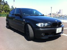 ≪No411≫  ・ニックネーム  331    ・メーカー名、車種、年式  BMW 318M-sports 2003     ・アピールポイント  19インチマットブラックホイール!  コンセプトは「漆黒」  世田谷ベース認定1級取得済