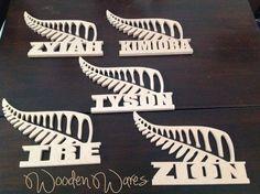 New Zealand Kiwi Products. Designed in Brisbane Australia by WoodenWares