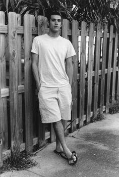 Austin in the backyard 2010 | Kahla Voyles