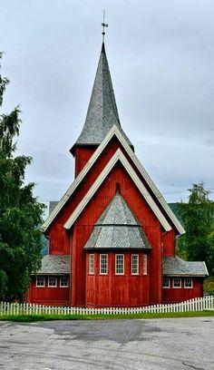 Stabkirche in Hagafoss