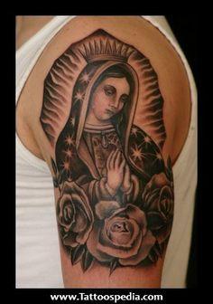 mexican tattoos - Google Search                                                                                                                                                                                 Más