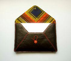 black leather macbook case