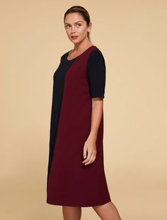 Stylish Older Women, Occasion Wear, Dress Brands, Plus Size Dresses, Casual Wear, Dress Outfits, High Neck Dress, Clothes For Women, Model