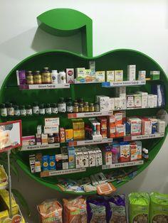Green apple health.